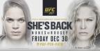 Recap of All UFC 207 Content