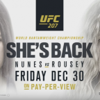 Recap of All UFC 207 Content