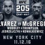 Recap of All UFC 205 Content