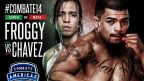 Combate Americas 14: Interviews with Erick Gonzalez and Jose Estrada
