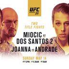 Recap of All UFC 211 Content