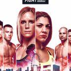 Recap of All UFC Singapore Content
