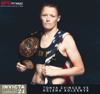Exclusive Interview with Tonya Evinger – UFC 214