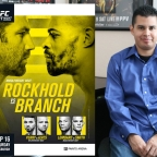 UFC Pittsburgh: Rockhold vs Branch Analysis