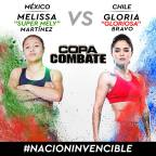"Get to Know Melissa ""Super Mely"" Martinez – Copa Combate"