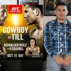UFC Gdansk: Cerrone vs Till Analysis