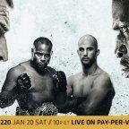 Recap of All UFC 220 Content