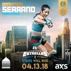 """Amanda Serrano Out To Prove She's """"The Real Deal"""" in MMA – Combate Estrellas 1"""