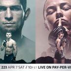 Recap of All UFC 223 Content