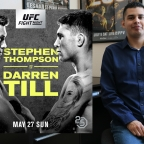 UFC Liverpool: Thompson vs Till Analysis
