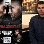 UFC Utica: Rivera vs Moraes Analysis