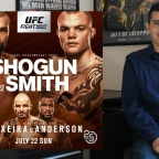 UFC Hamburg: Shogun vs Smith Analysis
