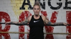 "Exclusive Interview with ""Rowdy"" Bec Rawlings – BKFC 2"
