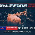 Exclusive Interviews – PFL 9 Open Workouts