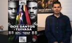 UFC Adelaide: Dos Santos vs Tuivasa Recap