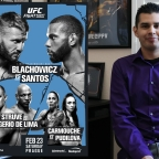 UFC Prague: Blachowicz vs Santos Analysis