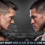 Recap of All UFC Nashville Content