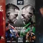UFC 257: Poirier vs McGregor 2 Preview Show ft. Fernanda Prates