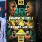 UFC 263 Preview Show ft. Farah Hannoun